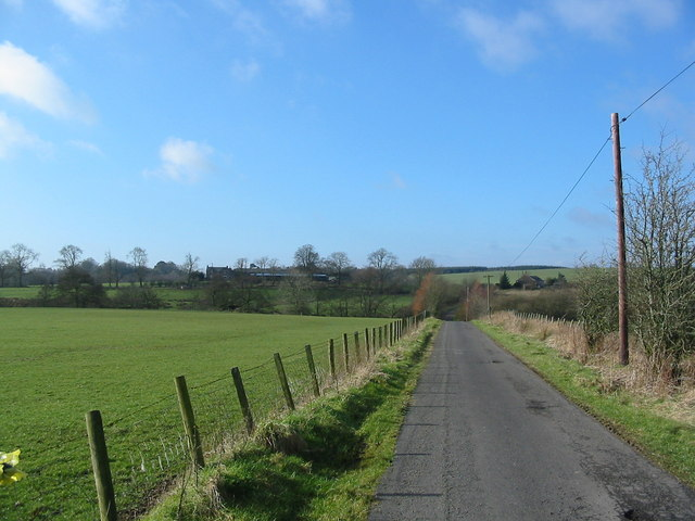 Road to Cadgillhead