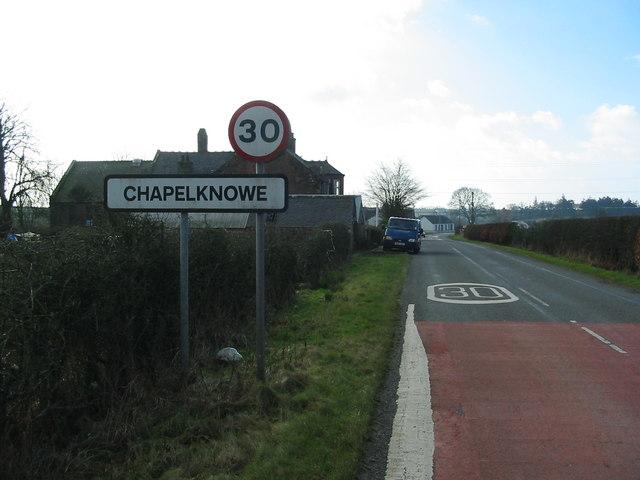 Chapelknowe