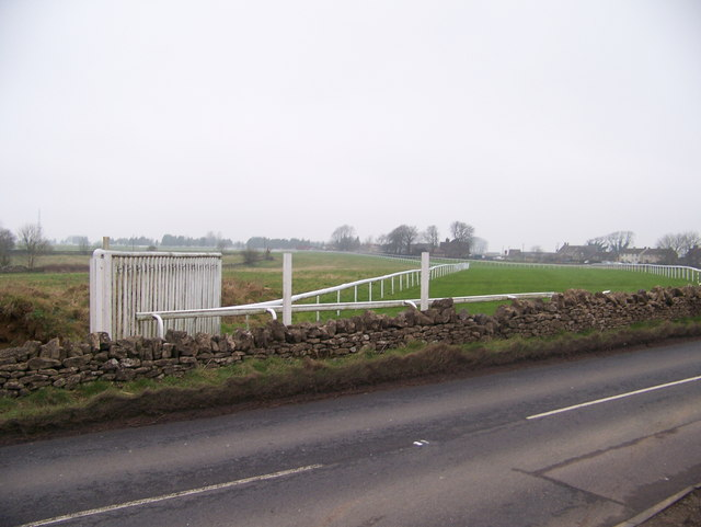 Bath racecourse Lansdown