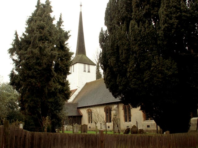 St. Mary's church, Shenfield