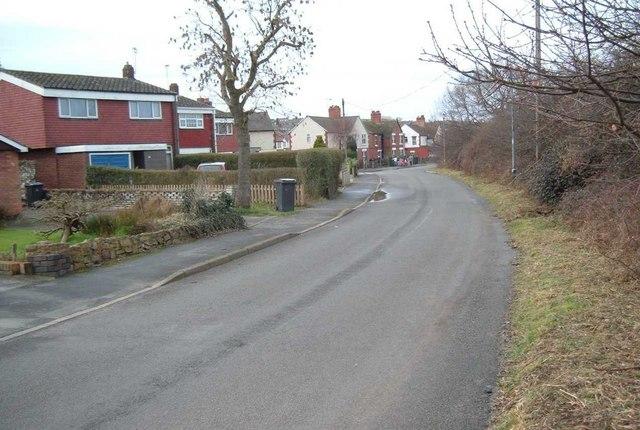 St Helena Road