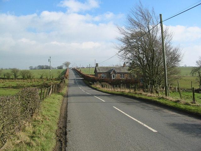 Cottage near Beckhall