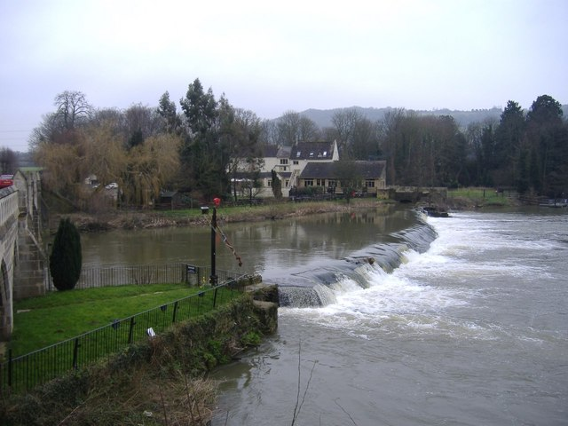 Weir at Batheaston