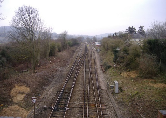 Bathampton junction