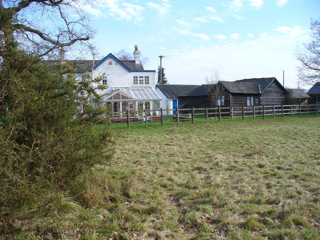 Woodland Farm, Binswood