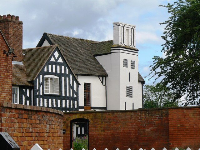 Boscobel House, Bishops Wood, Stafford