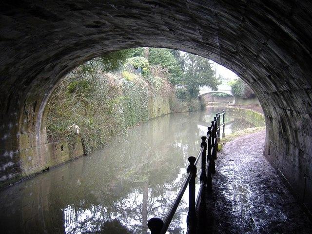 Tunnel entrance, Bath