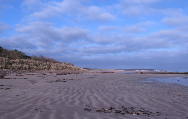 Bathan's Strand, Tyninghame Beach