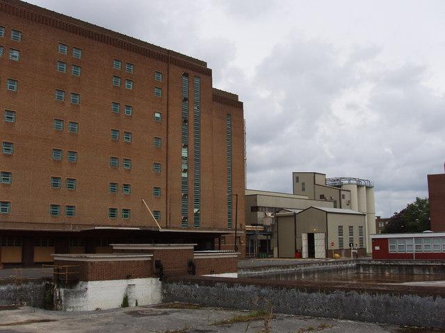 Guinness Brewery, Park Royal