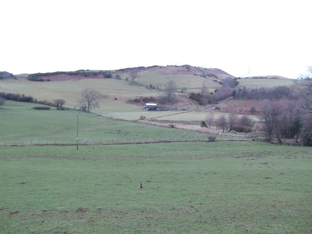 The view from Ty Mawr Gell