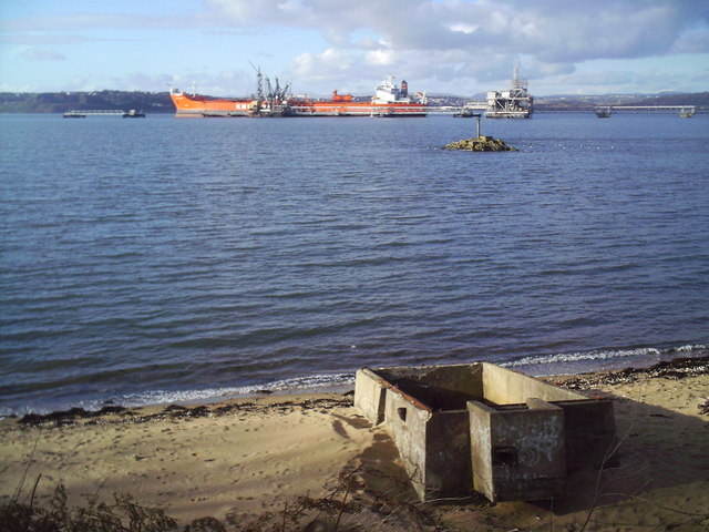Oil Tanker Terminal, Hound Point