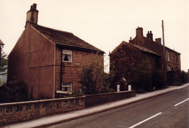 Chinley Houses