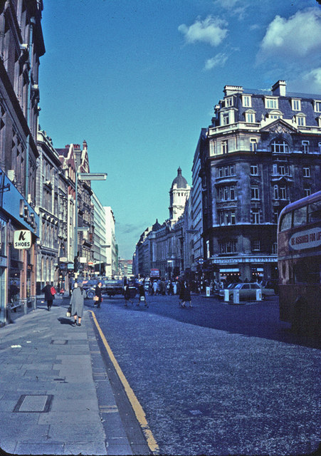 High Holborn c1965