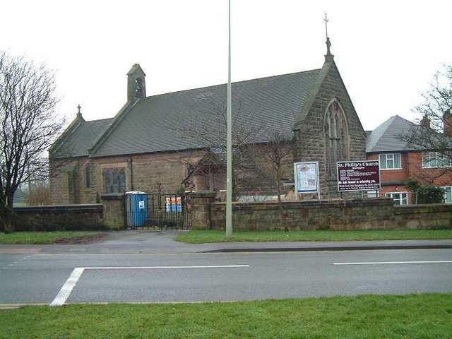 St. Philip's Church, Werrington