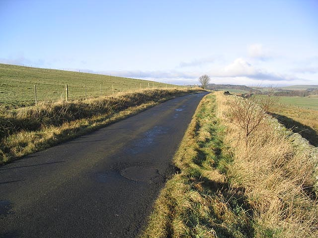 The minor road to Threepwood crossroads
