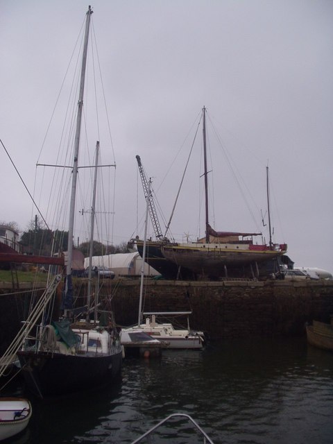 Southdown Marina from the water