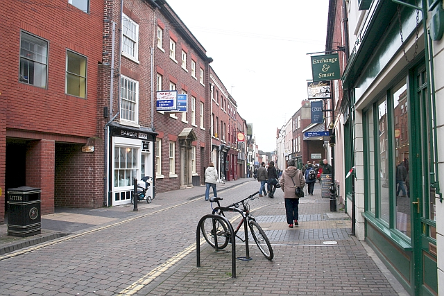 New Street, Worcester
