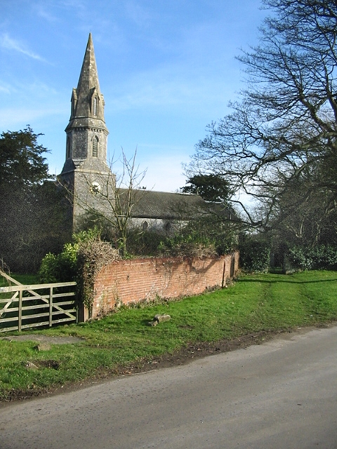 Lower Hardres church