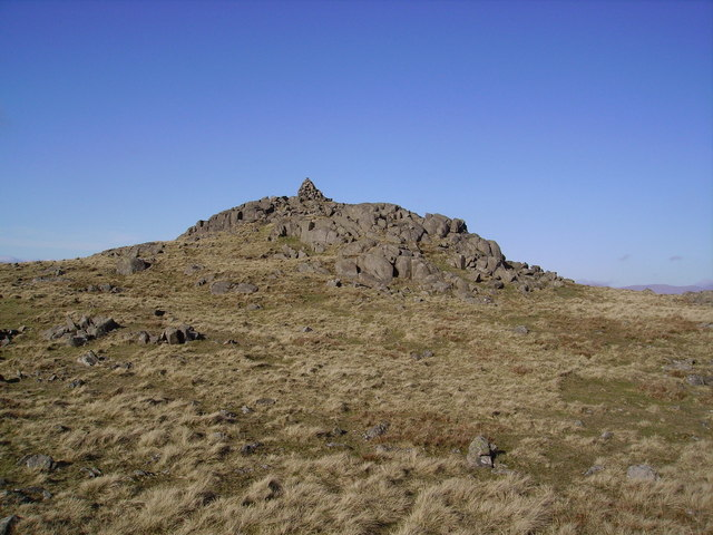 Summit Cairn, Stainton Pike