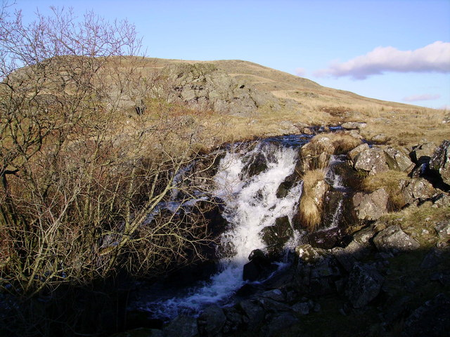 Waterfall, Linbeck Gill