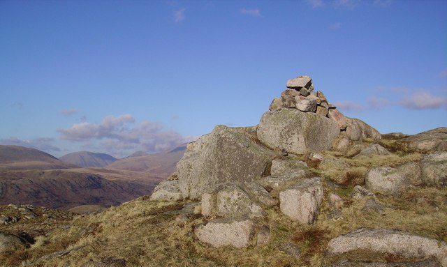 Summit Cairn, Rough Crag