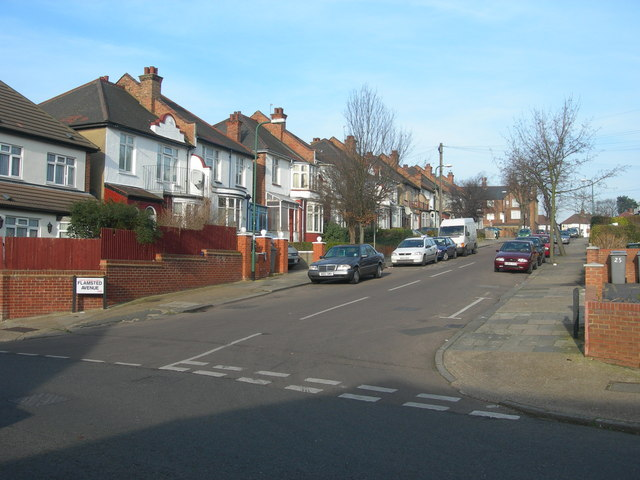 Flamsted Avenue, Wembley