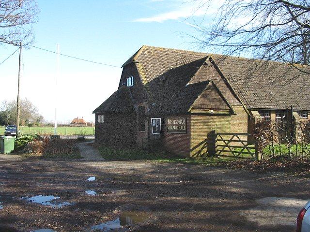 Bossingham Village Hall