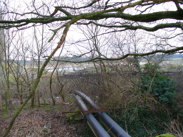 Outflow Pipes at Kingsley