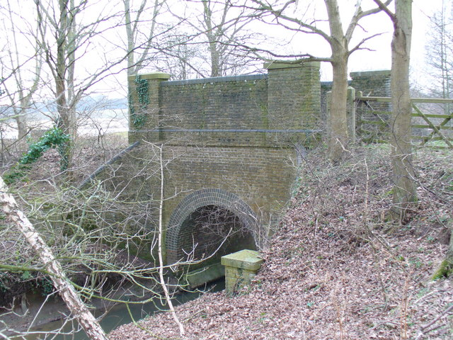 Kingsley Stream Railway Bridge