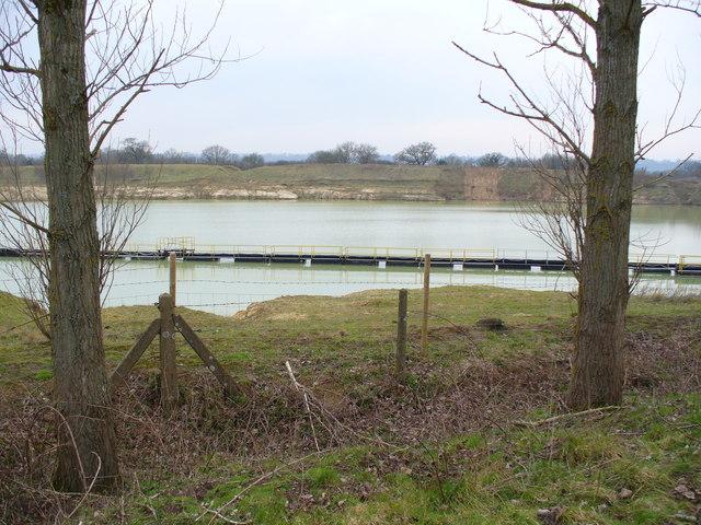 Flooded Sand Pit, Kingsley