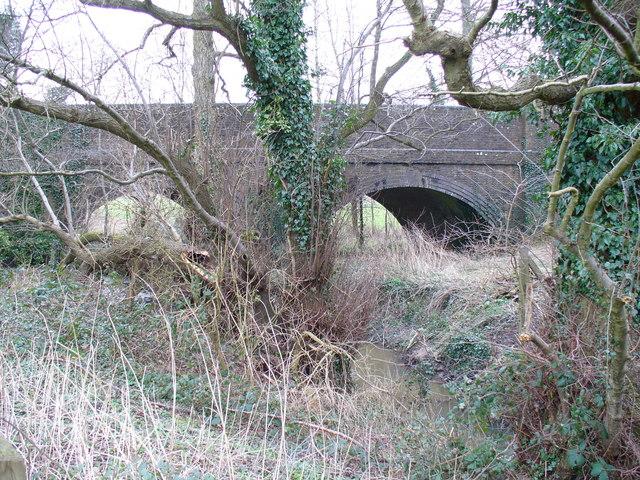 Oakhanger Stream Railway Bridge