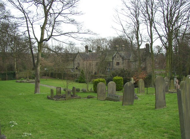 St Oswald's Churchyard, Guiseley