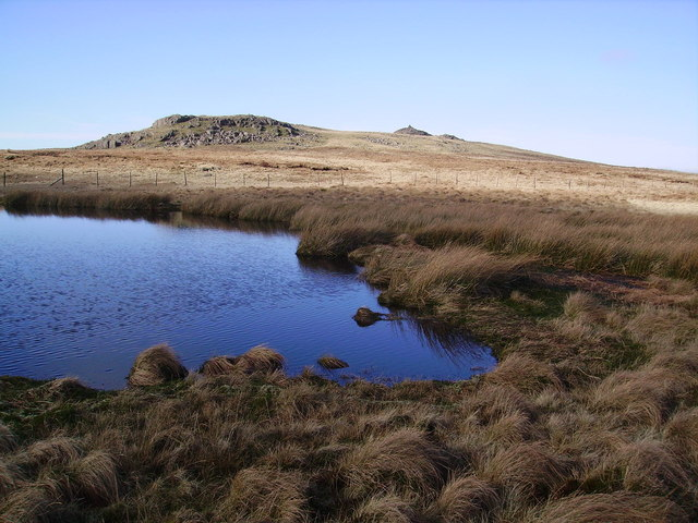 Holehouse Tarn and Stainton Pike