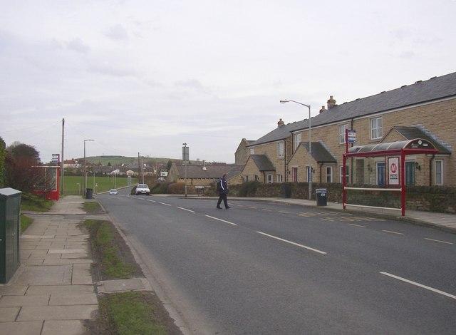 Queensway, Guiseley