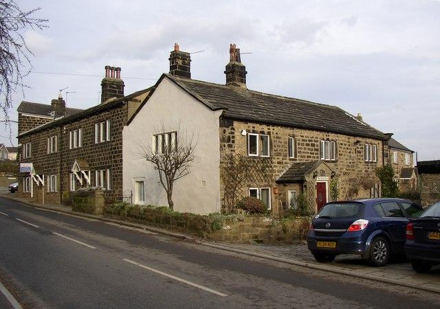 Upper End Farm House, Town Street, Guiseley