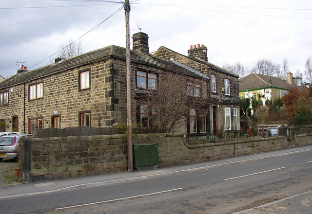 Houses, Town Street, Guiseley