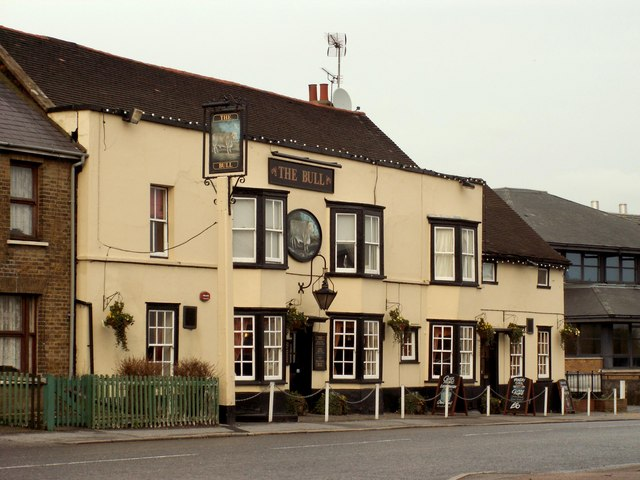 'The Bull' inn