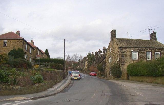 Moor Lane, Guiseley