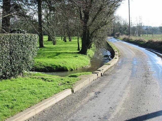 Street and stream, Broad Street