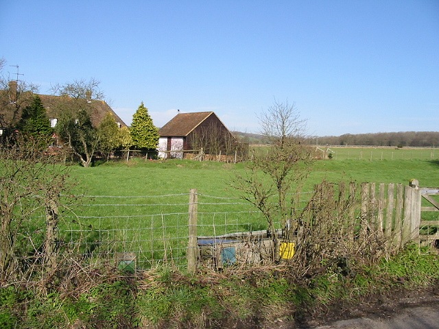 View from Church Lane