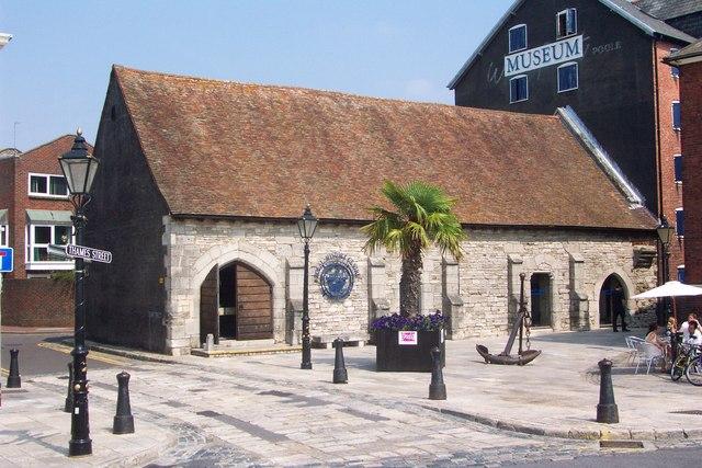 Local History Centre, Poole Quay