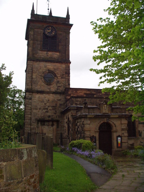 Chapel-en-le-Frith Church Tower