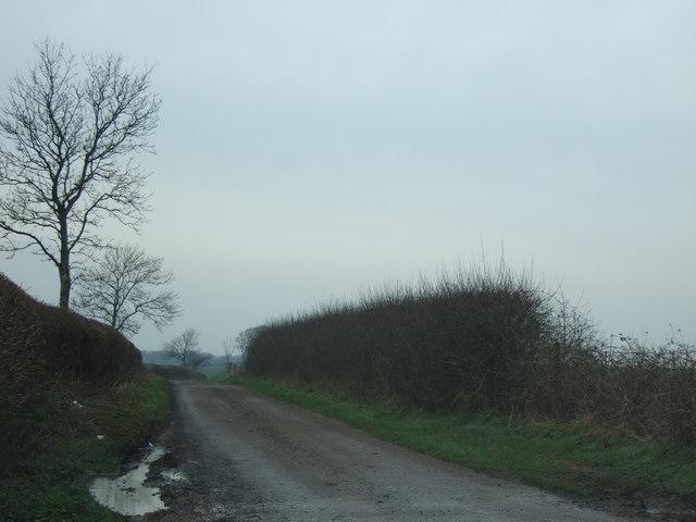Lane at Dirty Gate