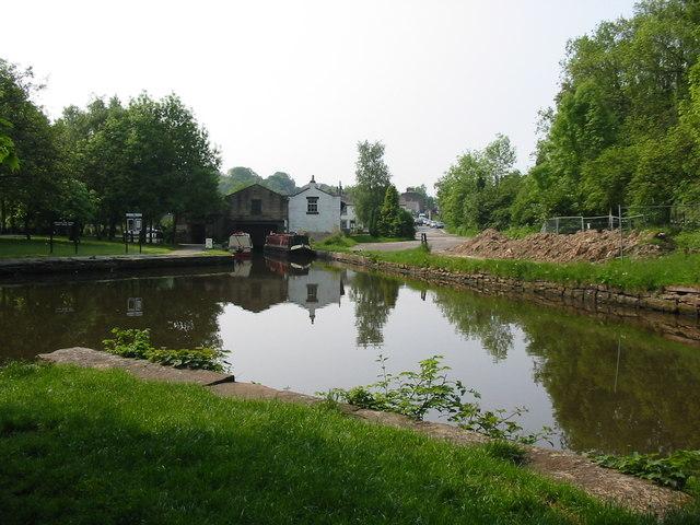 Whaley Bridge Canal Basin