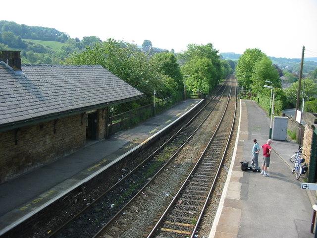 Whaley Bridge Railway Station