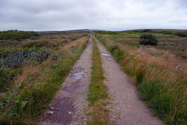 Track to Bolsay