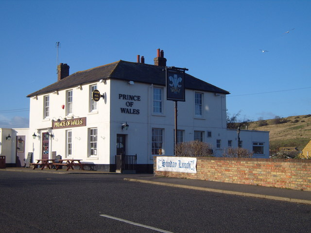 Prince of Wales Public House, Dymchurch Road.