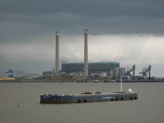 Tilbury Power Station