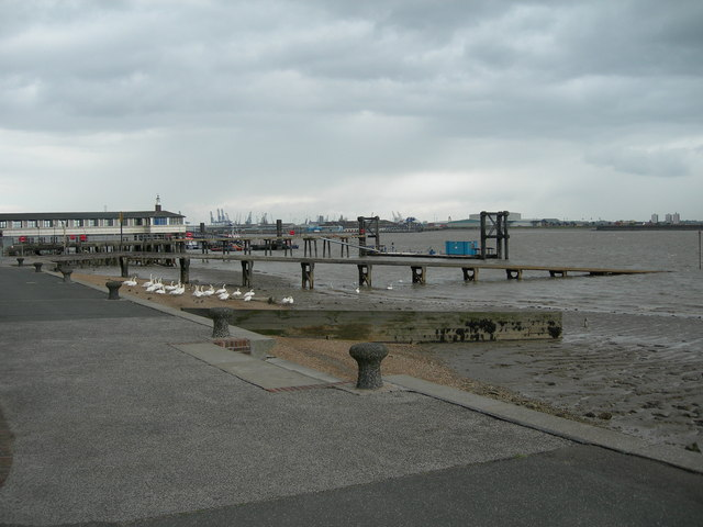 River Frontage, Gravesend