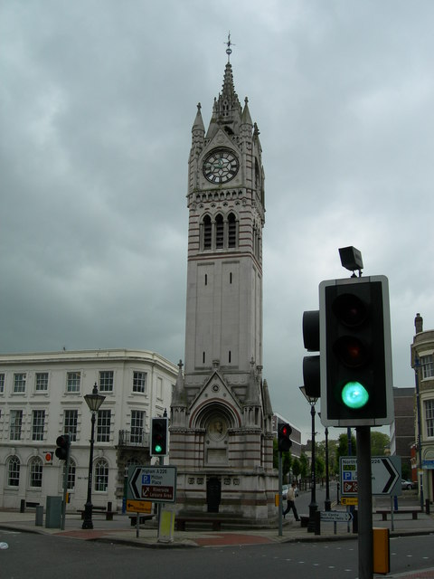 Clock Tower, Gravesend